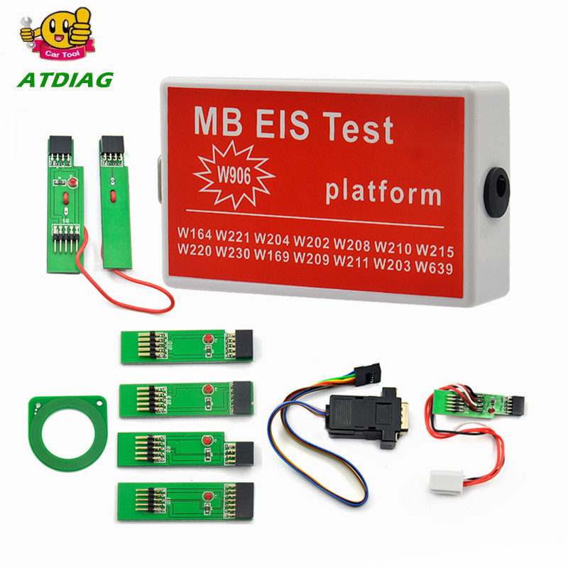 Free ship For MB EIS W211 W164 W212 for MB EIS Test Platform for MB Auto