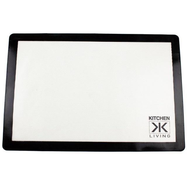 420x295mm Folhas De Bolinho De Silicone Baking Mat Non Stick Profissional  Grau Resistente Ao Calor Cozinha