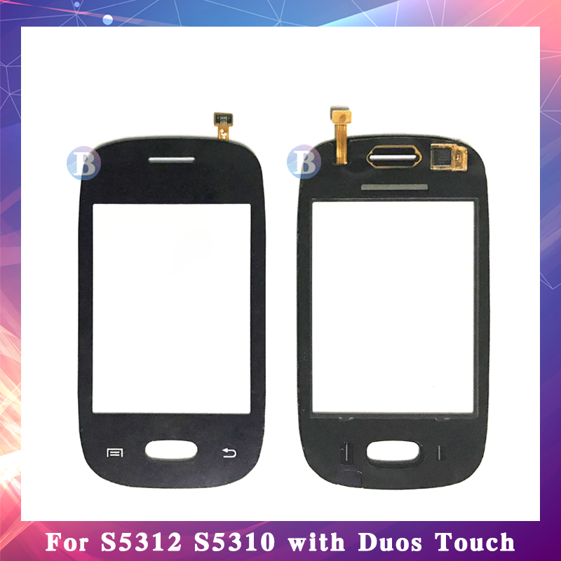 "10pcs/lot High Quality 3.2"" For Samsung Galaxy Pocket Neo S5312 S5310 Touch Screen Digitizer Sensor Outer Glass Lens Panel Can Be Repeatedly Remolded."