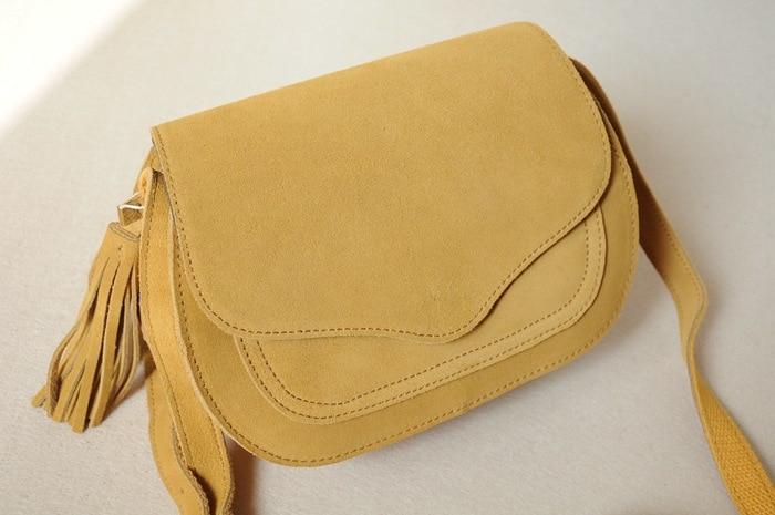 genuine leather bags bag women shoulder crossbody bag women's handbags (2)