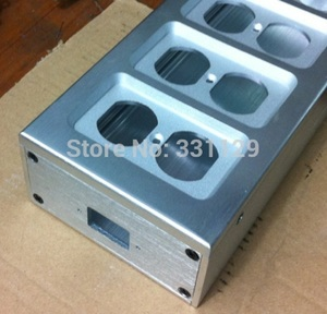 Image 3 - BRZHIFI المتحمسين 8 صندوق الطاقة الألومنيوم