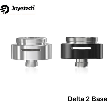 Wyprzedaż! Joyetech Delta 2 Base dla E papieros Joyetech Delta II Atomizer tanie i dobre opinie Tank Replacement Metal