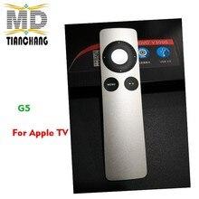 90% новый используется натуральная для Apple TV пульт дистанционного управления телевизором 1 2 3 Gen A1294 MC377LL/MacBook Pro /air iMac G5 iphone/ipod Топ набор коробка