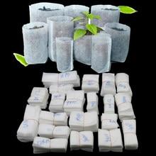 Sacos de berçário não tecido biodegradáveis, diferentes tamanhos, sacos de crescimento de plantas, vasos de mudas de tecido, ecológico, sacos de plantio de aeração