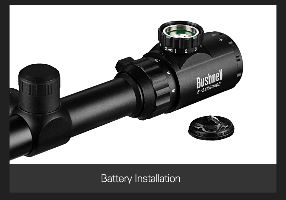 Riflescope Hunting Optical Scope 8