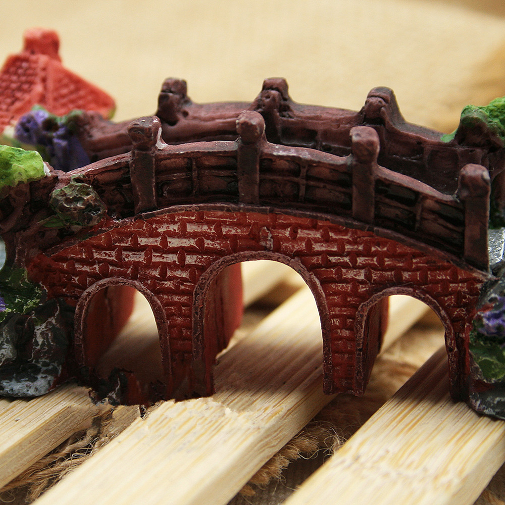 online shop new resin castle aquariums castle decoration