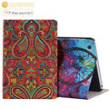 2015 nuevo Fasion nación Flip Ultra delgado del libro de cuero elegante de la cubierta para Funda de piel para iPad mini 2 y 3 casos bolsas