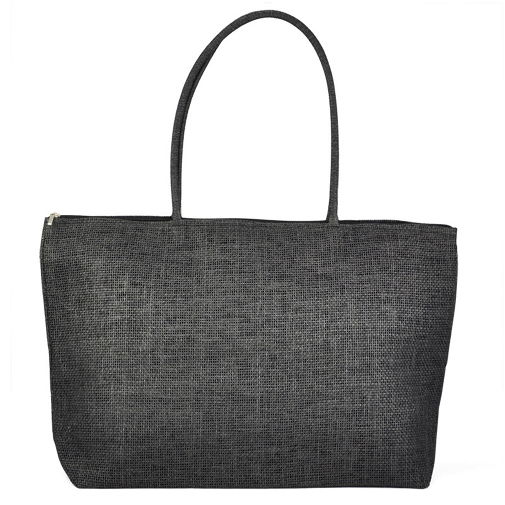 Black Straw Handbags Promotion-Shop for Promotional Black Straw ...