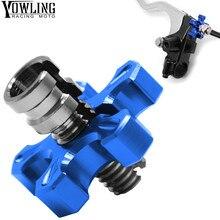 For SUZUKI GSXR GSX-R 600/750/1000 GXS-R600 GSX-R1000 Gold/Blue/Red Motorcycle CNC Billet Clutch Cable Wire Adjuster M10/M8
