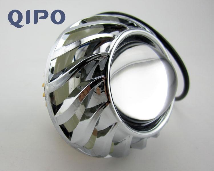 QIPO Жарықдиодты мотоцикл фокустық - Мотоцикл аксессуарлары мен бөлшектер - фото 3