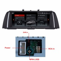 Original Car Screen To Upgrade Multimedia Player For BMW 5 Series F10 F11 2011 2016 Android