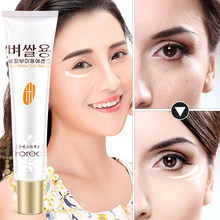 OMY LADY ROREC White rice Tender eyes hydrating Eye cream Get rid of the fat granule Moisturizing hydrating Eye essence cream(China)