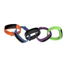M88 Bluetooth Smart Браслет артериального Давление монитор сердечного ритма браслет Водонепроницаемый IP67 0.86 «oled Спорт SmartBand фитнес
