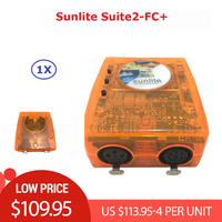Classic Virtual Dj Disco Controller USB DMX Interface Dj Controller Sunlite Suite2 FC+ Computer Controller Easy To Operate