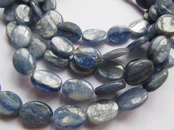 genuine kyanite beads 12x16mm 5strands 16inch strand ,high quality oval egg blue jewelry beadsgenuine kyanite beads 12x16mm 5strands 16inch strand ,high quality oval egg blue jewelry beads