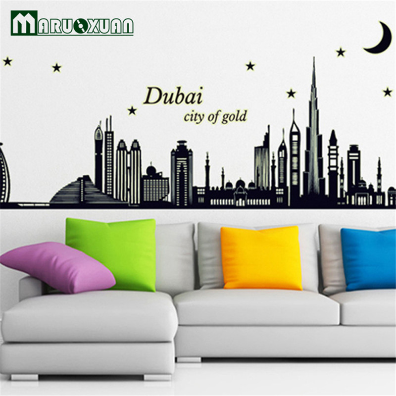 Home Decor Removable Vinyl Luminous Wall Stickers New Arrival - Wall decals dubai