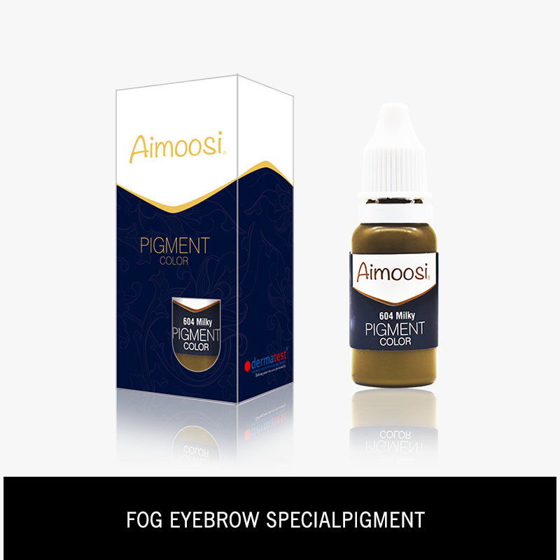 1 bottle Aimoosi Eyebrow Munsu Beauty Makeup Pigment 15ml/Bottles Permanent Tattoo Makeup Ink Goochie pigment ink machine  hot sale mirco permanent makeup tattoo inks pigment for eyebrow makeup 10 colors free shipping goochie quality
