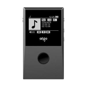 Image 4 - Aigo 205 HiFI MP3 Speler bluetooth FM Radio Recording E Book Draagbare OTG Loseless Muziekspeler Max 64GB Ondersteuning