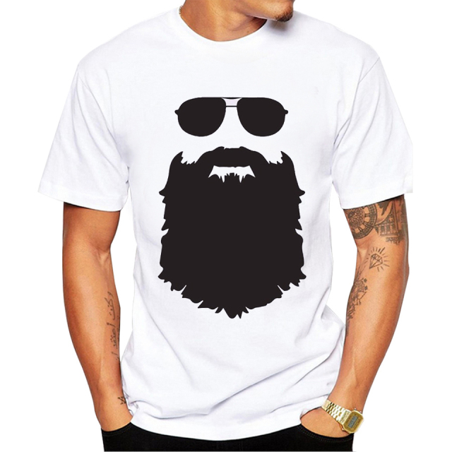 Beard T-Shirts for Men – Different designs