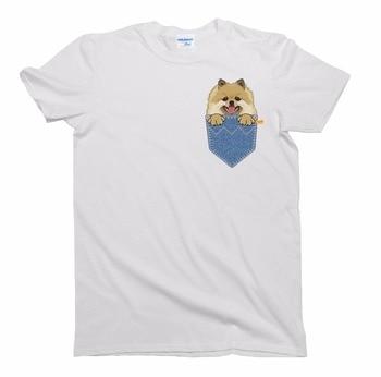 mens-fashion-stranger-things-print-original-pomeranian-pocket-dog-t-shirt-mens-ladies-unisex-fit-3d-printed-tee-shirt