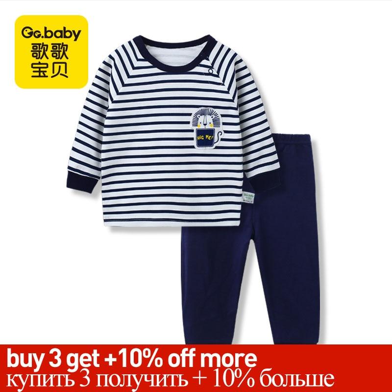 2 sztuk / zestaw Pidżamy dziecięce Dla Dziewczyn Pijamas Infantil - Ubrania dziecięce - Zdjęcie 3
