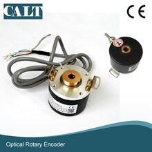 цена на GHH52 incremental opto rotary encoder 8mm hollow shaft encoder NPN output