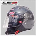 capacete, Free Shipping Genuine LS2 OF559 half helmet motorcycle helmet male and female models