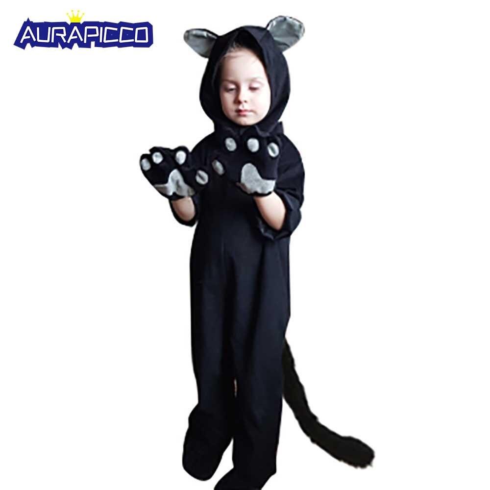 1a1e953a0 € 32.75 |Disfraz de gato negro para niños, disfraz de gatito, disfraz de  Animal on Aliexpress.com | Alibaba Group