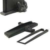 Regolatore di Carica Docking Station con Doppia Ventola di Raffreddamento Verticale di Ricarica raffreddamento Stand per la PS4 e PS4 Console Slim w/USB HUB