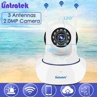 Lintratek NEW 2.0MP Home Wifi IP Wireless Camera Video Baby Monitor 1080P CCTV Surveillance +Antennas Night Vision Nanny Cam S44