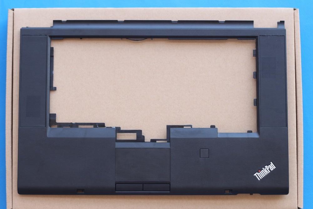 Lenovo ThinkPad T530 T530I W530 Palmrest Keyboard Bezel Cover Upper Case with Touchpad Key CS Hole 04W6818 04W6819 lenovo thinkpad t530 t530i w530 palmrest keyboard bezel upper case cover with touchpad fingerprint cs 04w6733 04w6821 04x4610