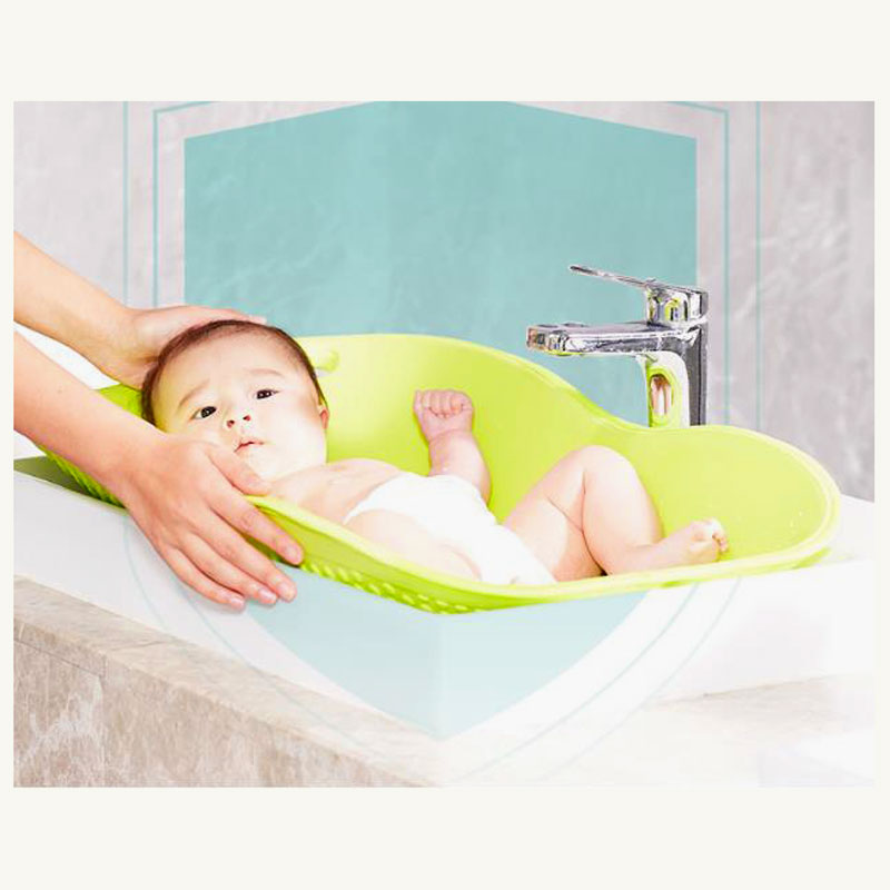 Plastic Infant Bathtub Newborn Baby Bath Tub Water Scoop Environmental Comfort Portable Can Sit Lying Flat Baby Bath Shower TubPlastic Infant Bathtub Newborn Baby Bath Tub Water Scoop Environmental Comfort Portable Can Sit Lying Flat Baby Bath Shower Tub