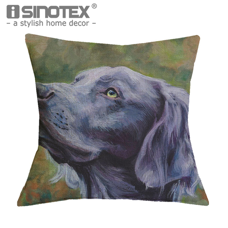 Lovely Animals Cushion Cover Pillow Cases Pillowcase 43X43cm Bedroom Sofa Home Decoration