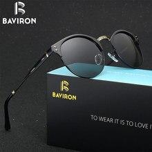 BAVIRON 2017 Retro Classic Sunglasses Man Designer Women Sunglasses Aluminum Polarized Sun Glasses Driving UV400 Gafa Oculos 036