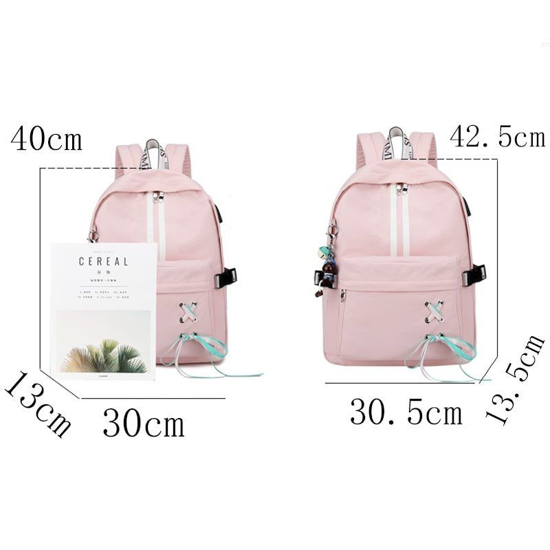 Tourya Fashion Anti Theft Reflective Waterproof Women Backpack USB Charge School Bags For Girls Travel Laptop Tourya Fashion Anti Theft Reflective Waterproof Women Backpack USB Charge School Bags For Girls Travel Laptop Rucksack Bookbags