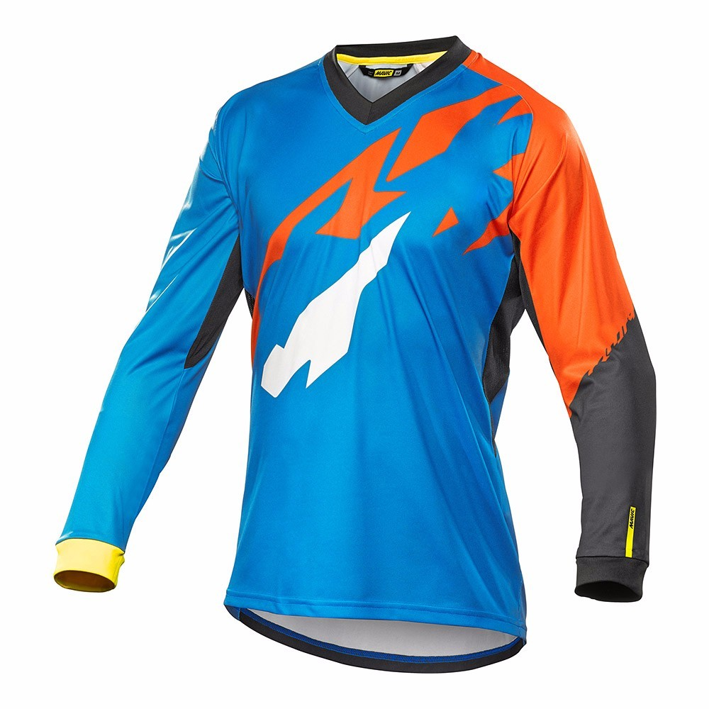 Brand New 2017 Hommes Moto Motocross Racing DH Descente MX VTT Livraison t-shirt <font><b>Jersey</b></font> Porter des Maillots XS ~ XXXXL