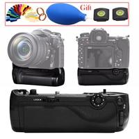 Pixel Vertax D17 Professional Battery Grip For The Nikon D500 DSLR Camera with Vertax VT A12 Maganize and Vertax D17 Maganize