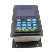 Monitor display panel 7835 12 1008 für Komatsu PC300 7 bagger-in A/c Kompressor & Kupplung aus Kraftfahrzeuge und Motorräder bei