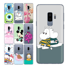 For Samsung Galaxy S9 case Cute Bear for S10 Plus Cases Funda S7 edge S8 S10e Cpque