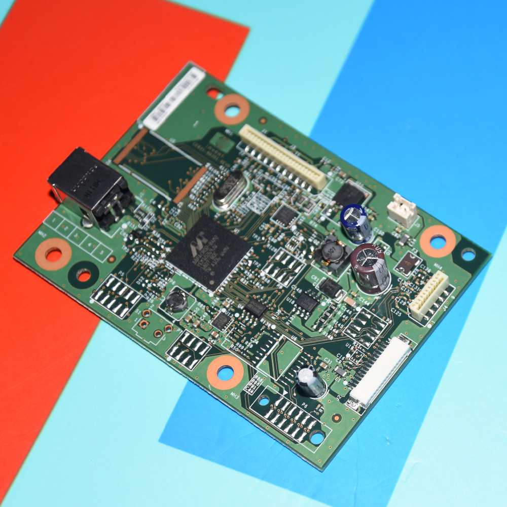 CE831 60001 ATP formatter assembly formatting board logic main board Motherboard for hp M1136 M1132 1132