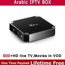 pour IPTV arabe françaises