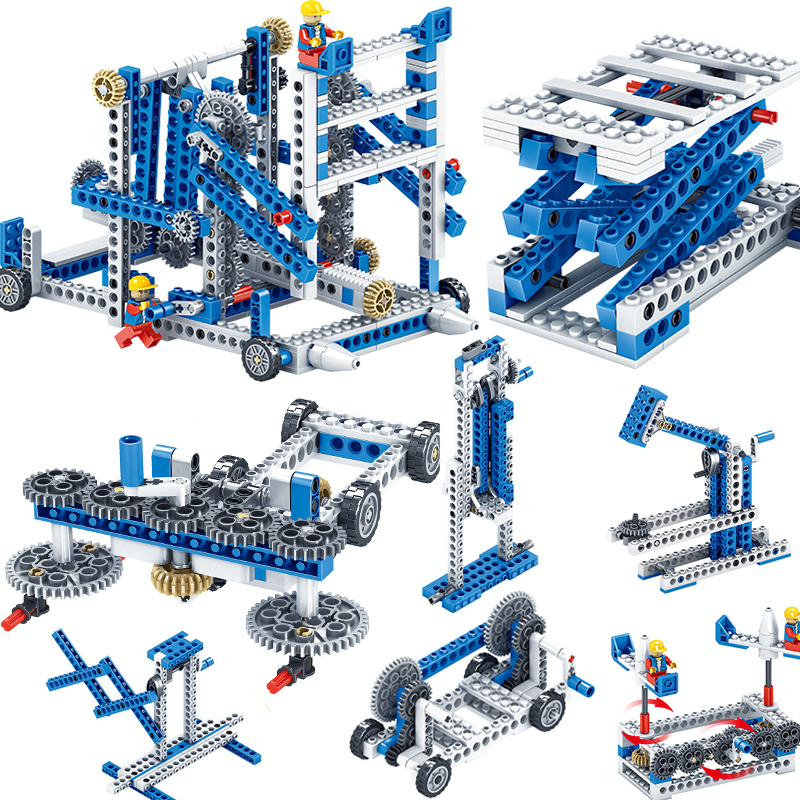 HOT SALE] 500g Bulk Technic Parts To Create Personal MOC