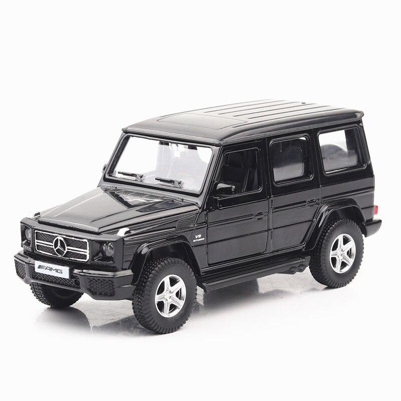 2018 (boxed) Mercedes Benz G Class Car Model Alloy Car Toy