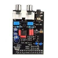 HIFI DAC Audio Sound Card Module I2S Interface For Raspberry Pi B
