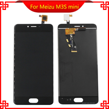 High Quality New For Meizu M3s mini Y685C Y685Q Y685M / Meizu Meilan 3s LCD Display Touch Screen Digitizer Assembly Black/White top sale test work 5 0 lcd display touch panel screen digitizer assembly for meizu m2 meilan 2 meizu m2 mini mobile replacement
