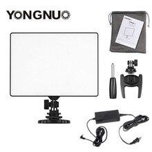 永諾 YN300 空気 YN 300 空気 Pro は Led ビデオライトビデオ撮影ライト + AC 電源アダプタ充電器キットキヤノンニコン