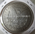 Date 1881 Morgan Dollar Copy Coin - High Quality replica coins home decoration accessories