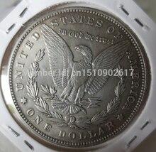 Дата 1881 Морган Доллар Копия Монеты-Высокое Качество