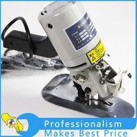 220V 90mm Blade Electric Cloth Cutter Fabric Cutting Machine YJ 90B