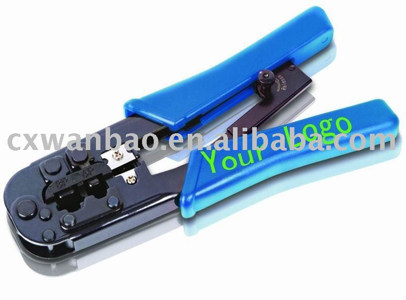 rj45 crimping tool in pliers from home improvement on. Black Bedroom Furniture Sets. Home Design Ideas